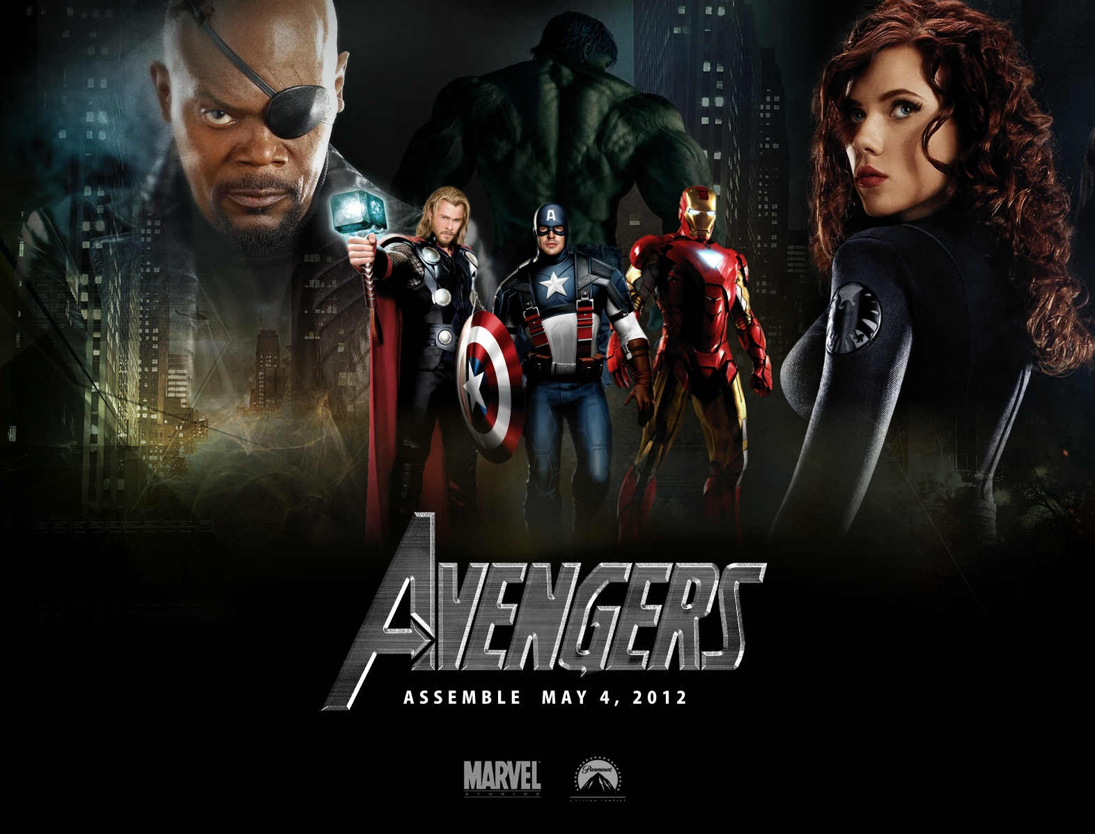 The Avengers – Il trailer