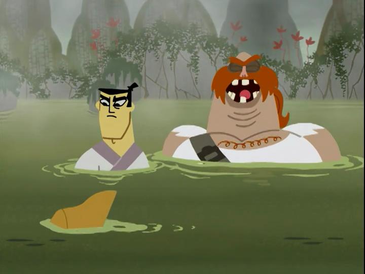 Samurai jack ovvero una spada contro il male fantasy planet