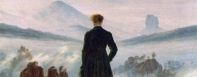 Viandante sul mare di Nebbia - Caspar David Friedrich(640x250)-1