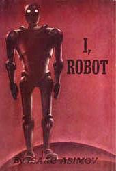 I, robot. Copertina.