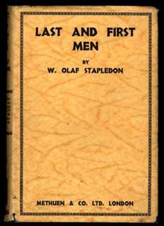 Last and First Men (Infinito), copertina.