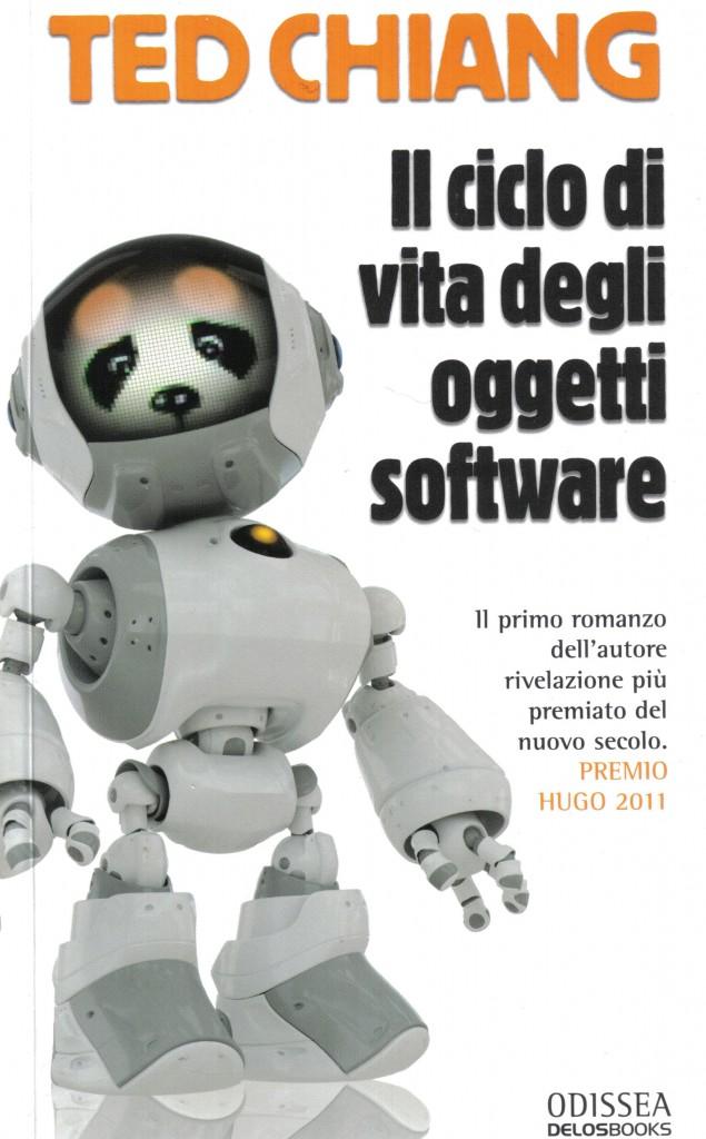 Il ciclo di vita degli oggetti software, copertina.