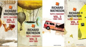 RICHARD MATHESON, CREATORE DI INCUBI E SOGNI