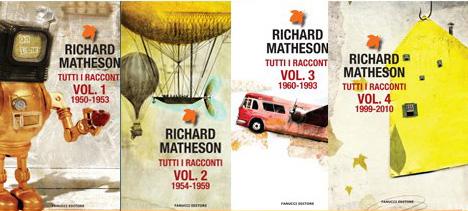 RICHARD MATHESON, CREATORE DI INCUBI E SOGNI