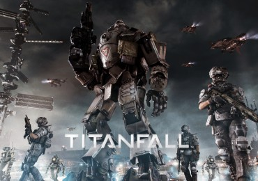 Titanfall - wallpaper