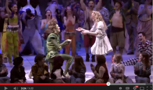 Peter Pan chiede a Wendy di sposarlo