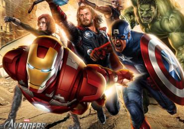 Avengers - Background