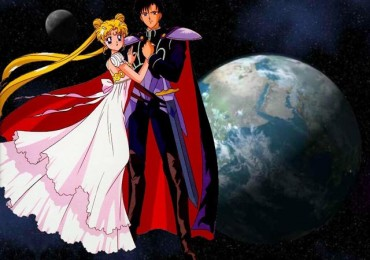 sailor moon serenity e endimion