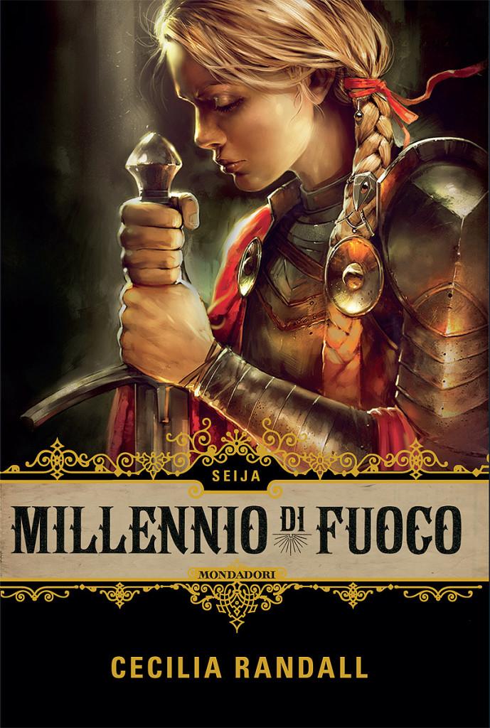 Cover Millennio di fuoco - Seija