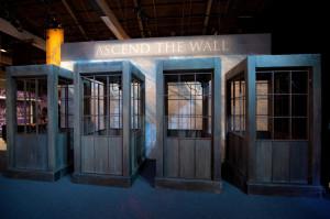 Ascend the Wall! Foto da Time Entertainment