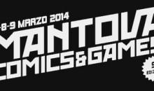 Mantova Comics & Games – Gli appuntamenti letterari!