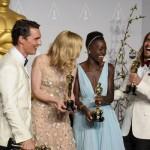 I 4 attori vincitori