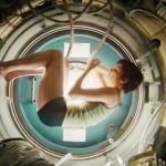 """La scena simbolo del film """"Gravity"""""""
