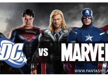 Marvel vs DC2
