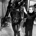 Giger-trabajando-en-Alien