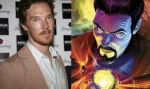 Benedict Cumberbatch alias Doctor Strange!