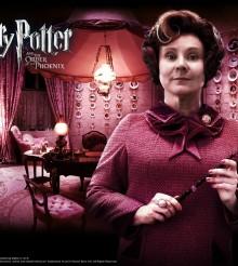 J.K. Rowling e' tornata: Dolores Umbridge & Halloween.