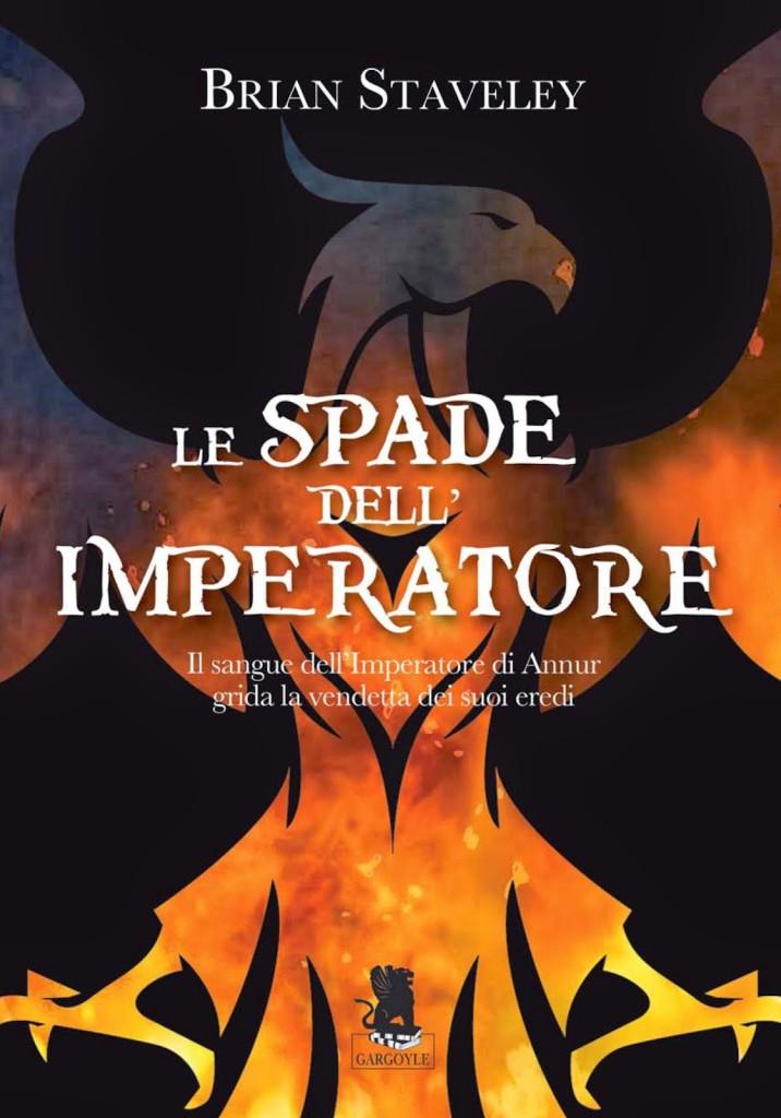 Cover Le spade dell'imperatoreHQ