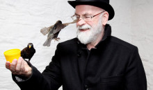 Addio, Terry Pratchett